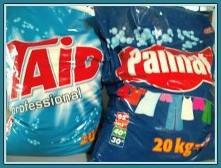 Waschmittel und Textilpflege