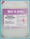 Polymer Wischwachs mit Gleitschutz