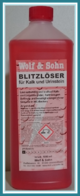 Blitzlöser für Kalk- und Urinstein